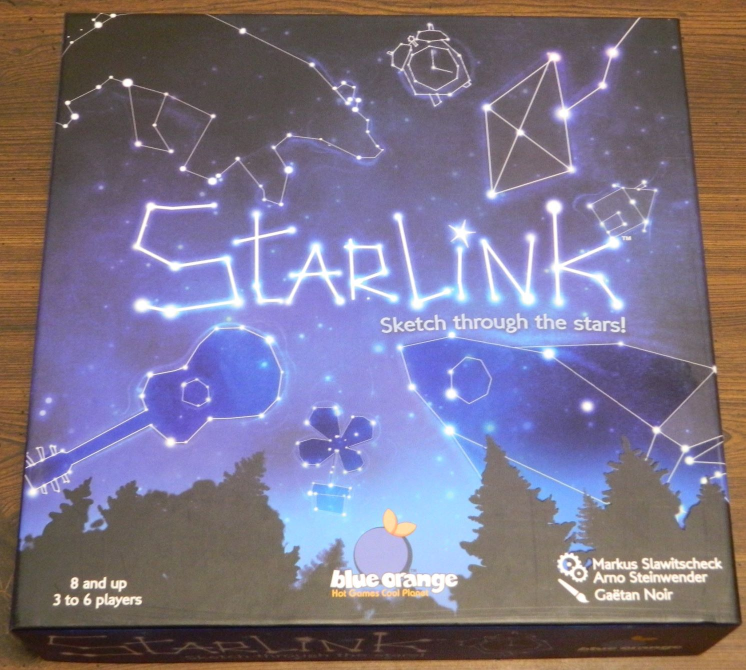 Box for Starlink