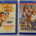 Enemy Gold and The Dallas Connection Blu-ray
