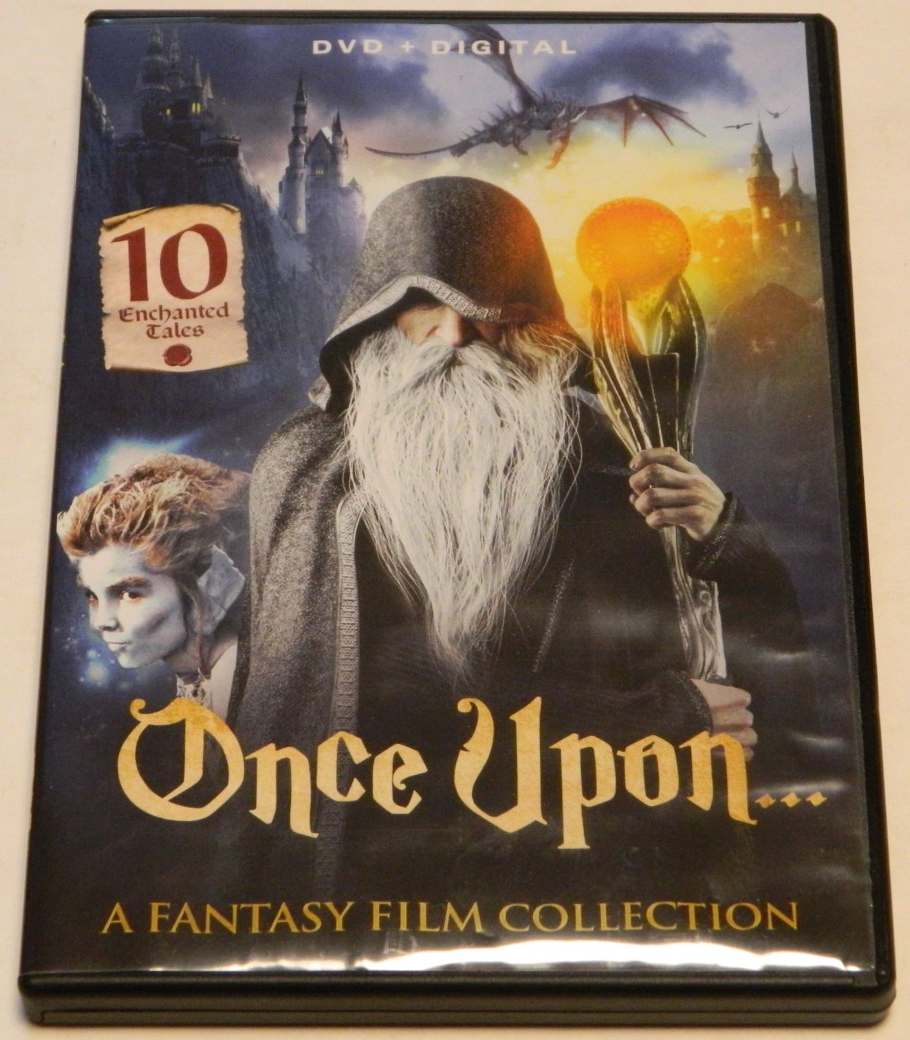Once Upon A Fantasy Film Collection DVD