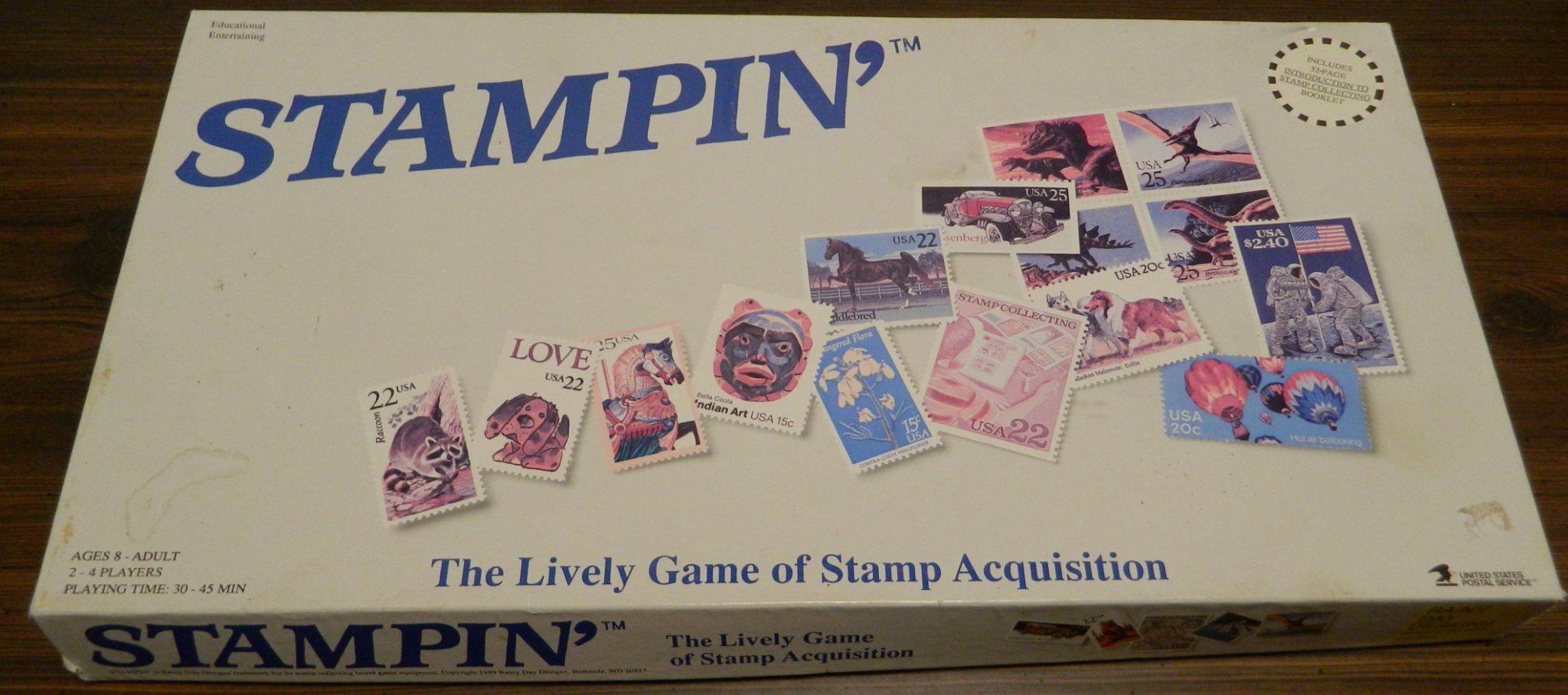 Stampin' Box