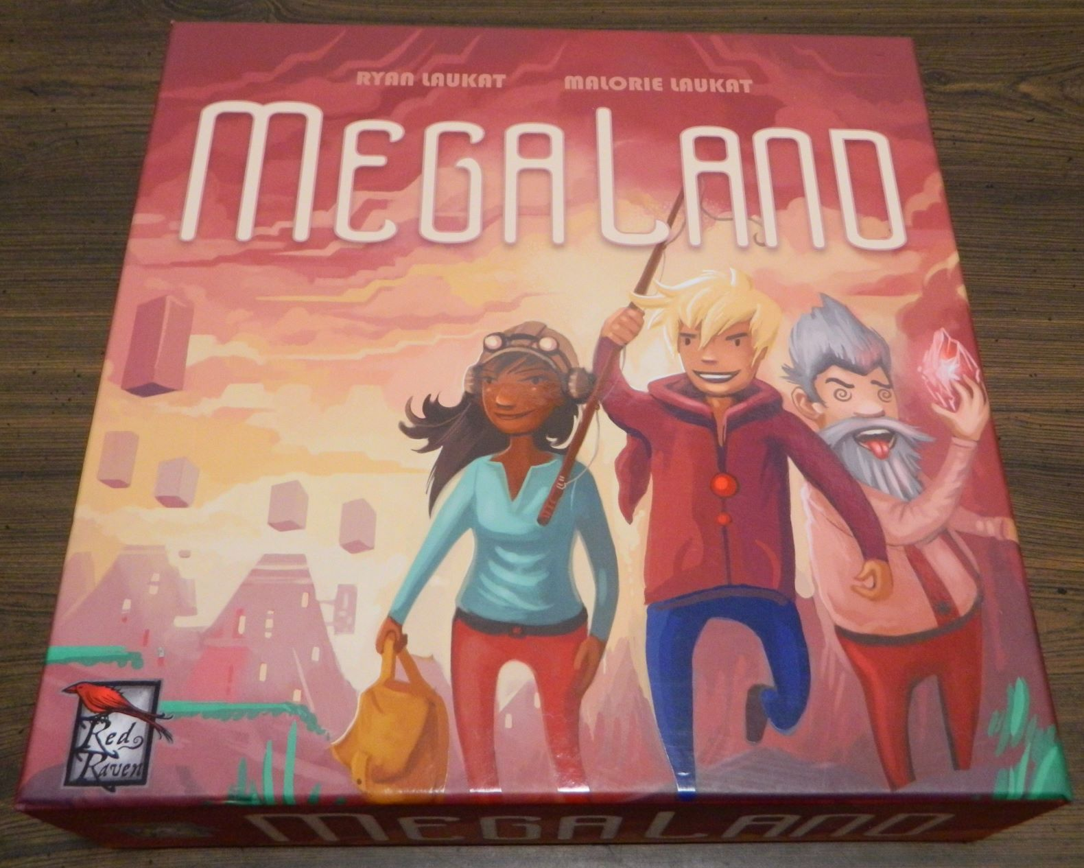 Box for Megaland