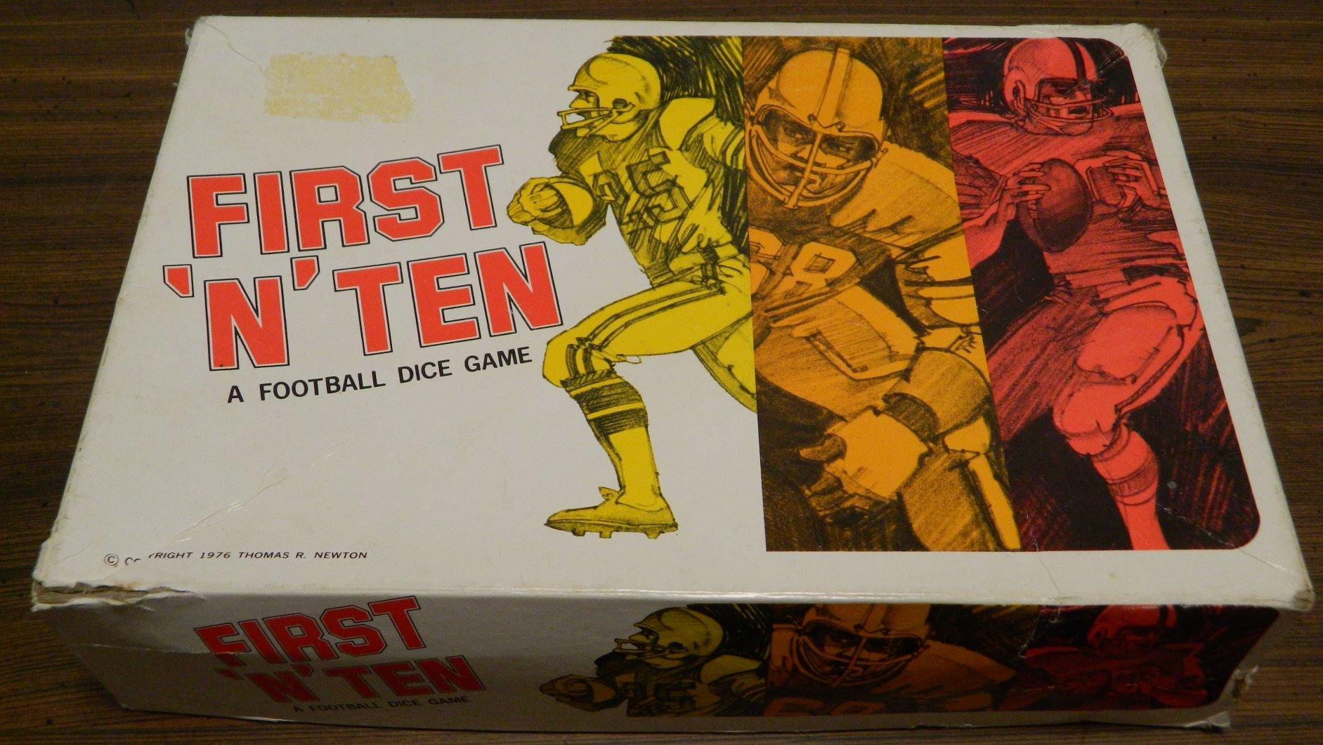 First 'N' Ten Box