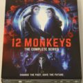 12 Monkeys The Complete Series Blu-ray