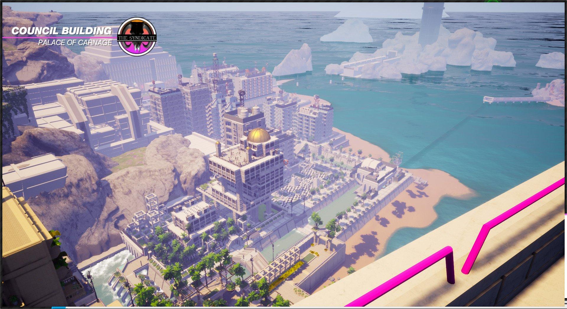 Paradise Killer Screenshot