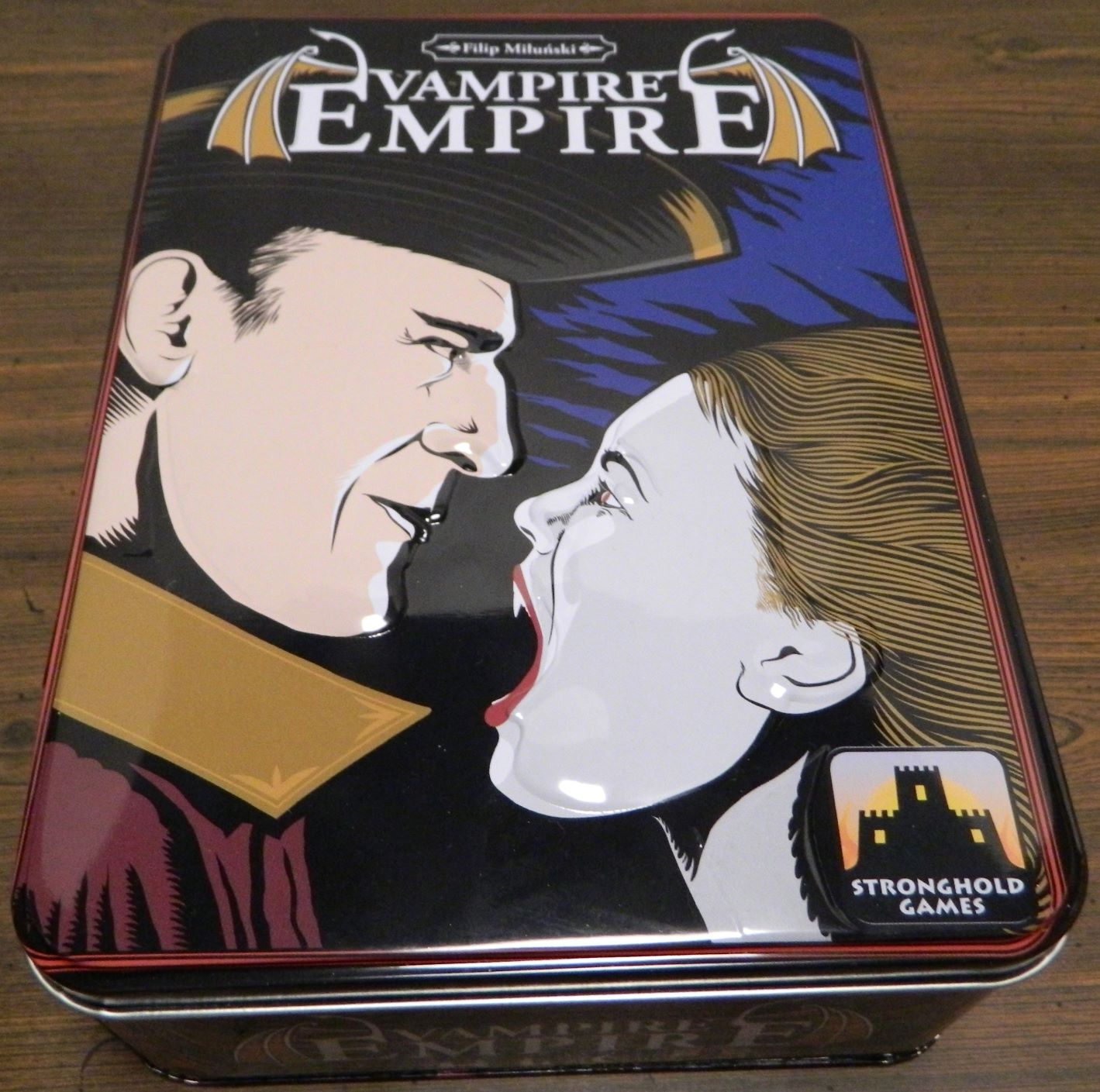 Box for Vampire Empire