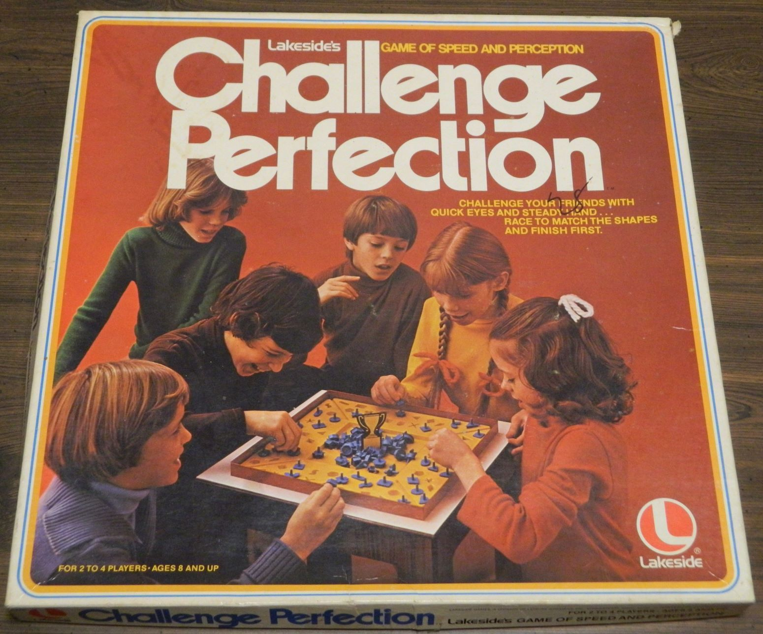 Box for Challenge Perfection