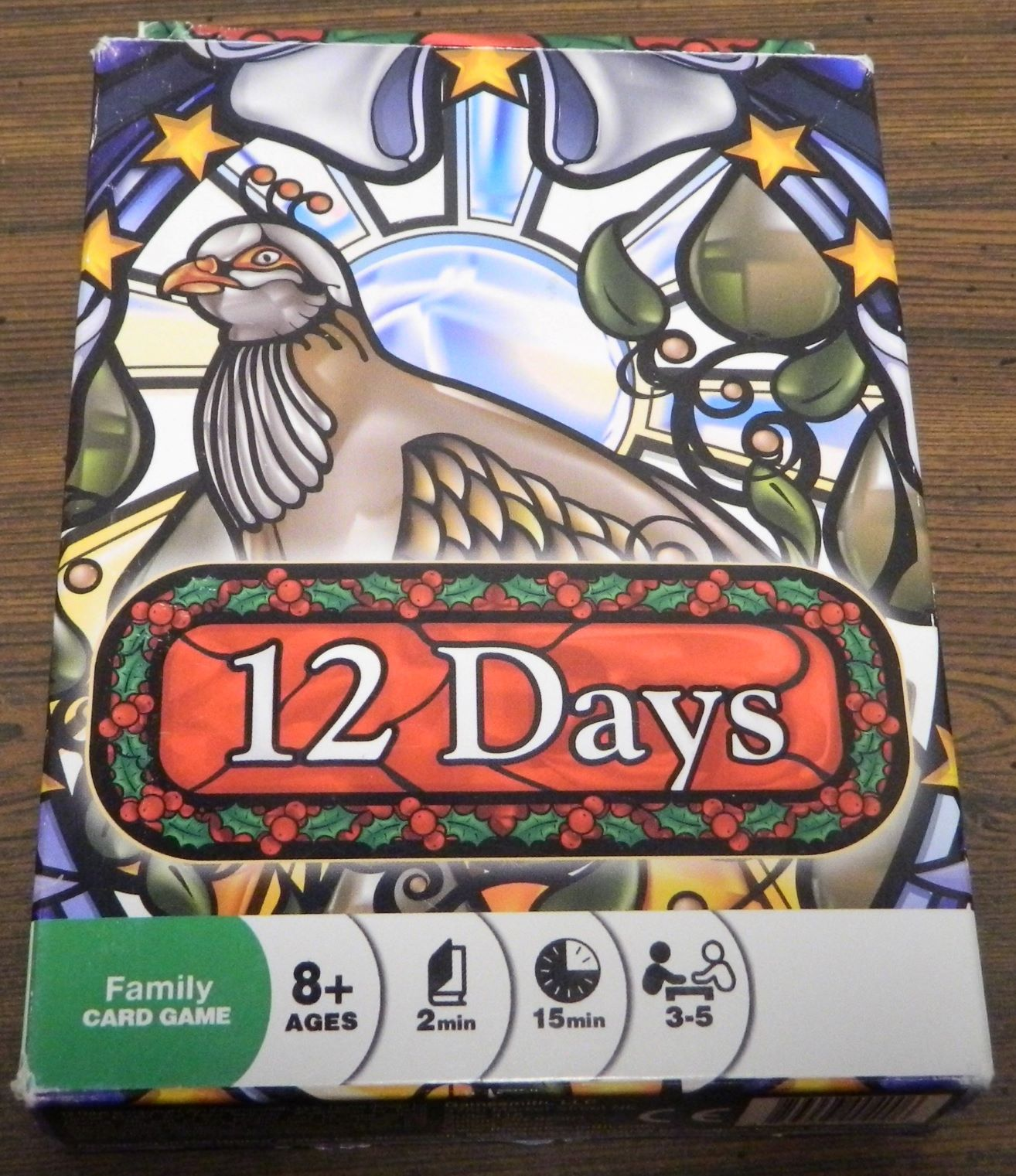 Box for 12 Days