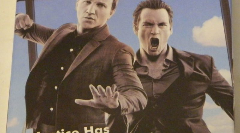 Franklin and Bash The Complete Series DVD
