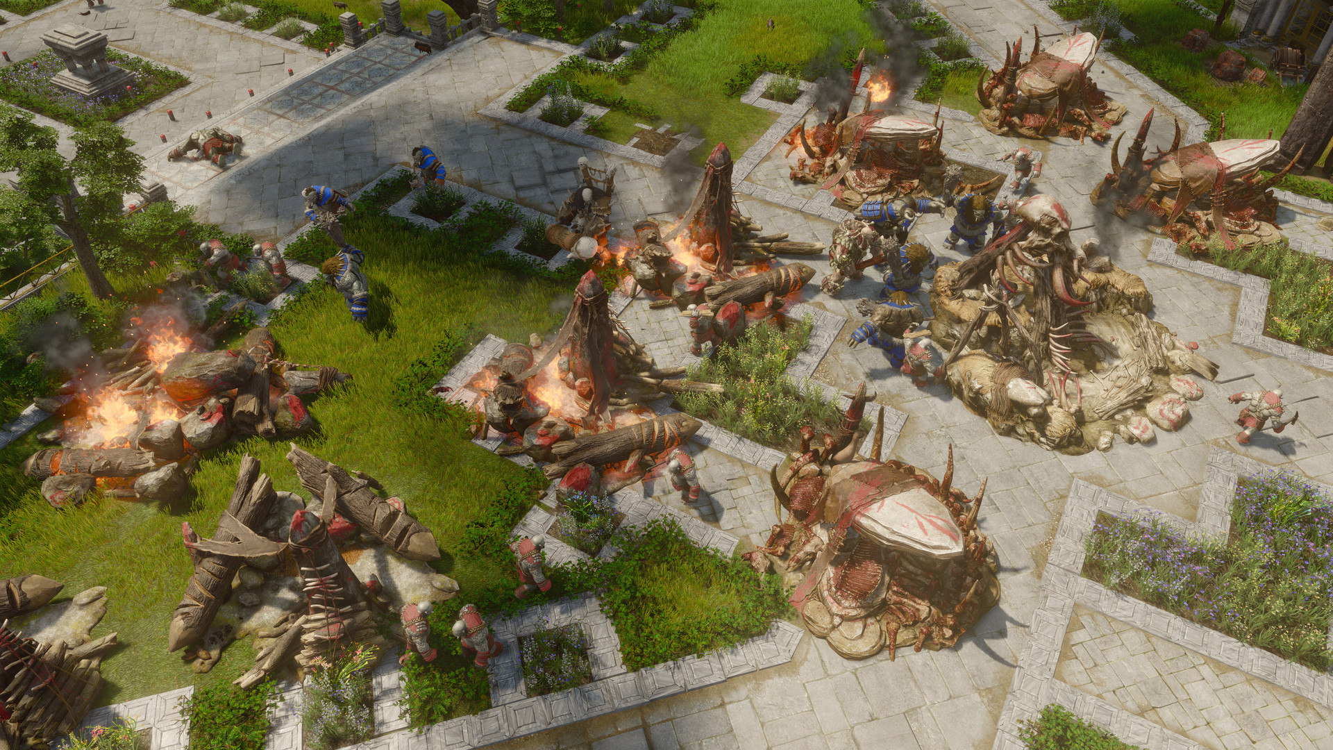 SpellForce 3: Fallen God Screenshot
