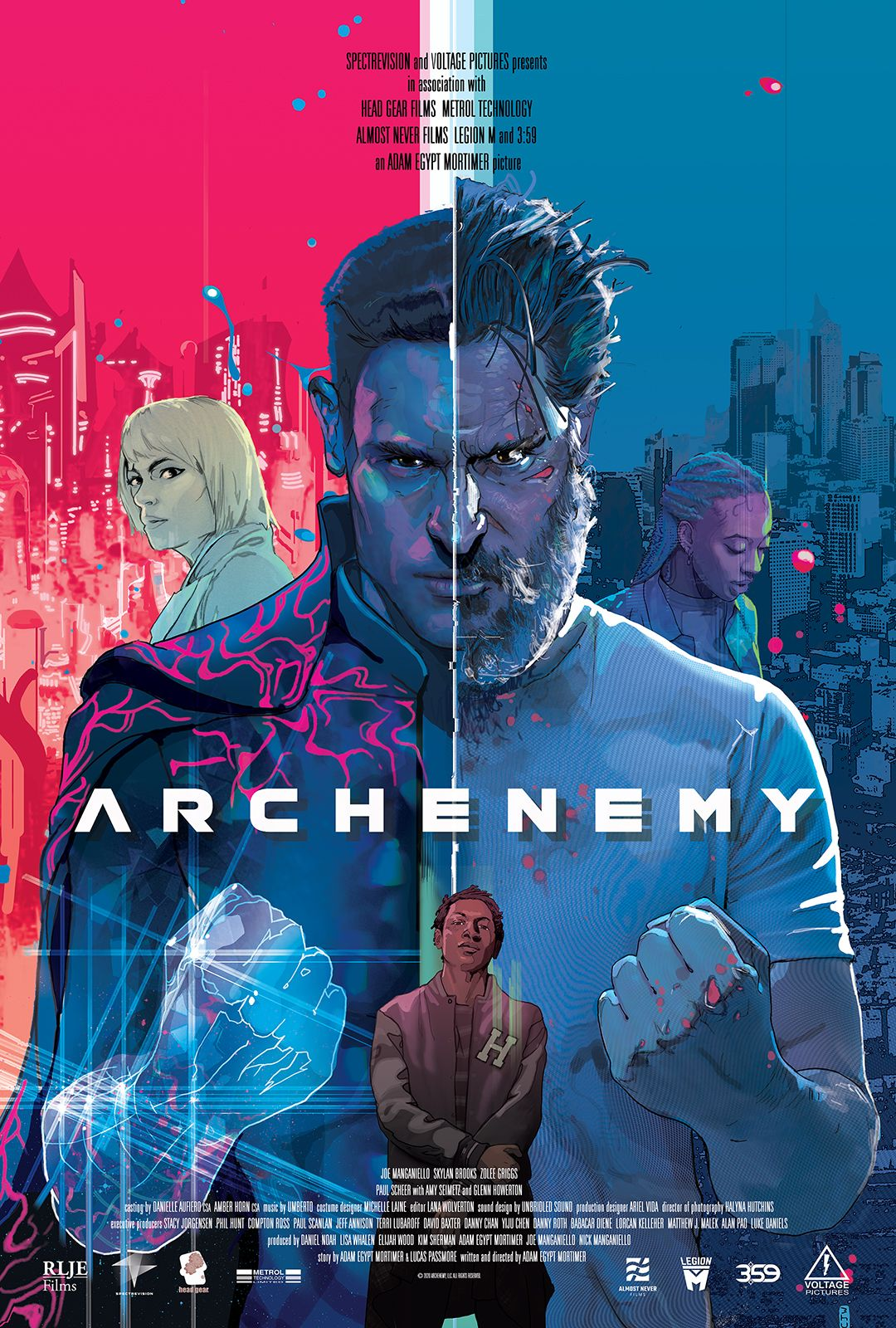 Archenemy Poster