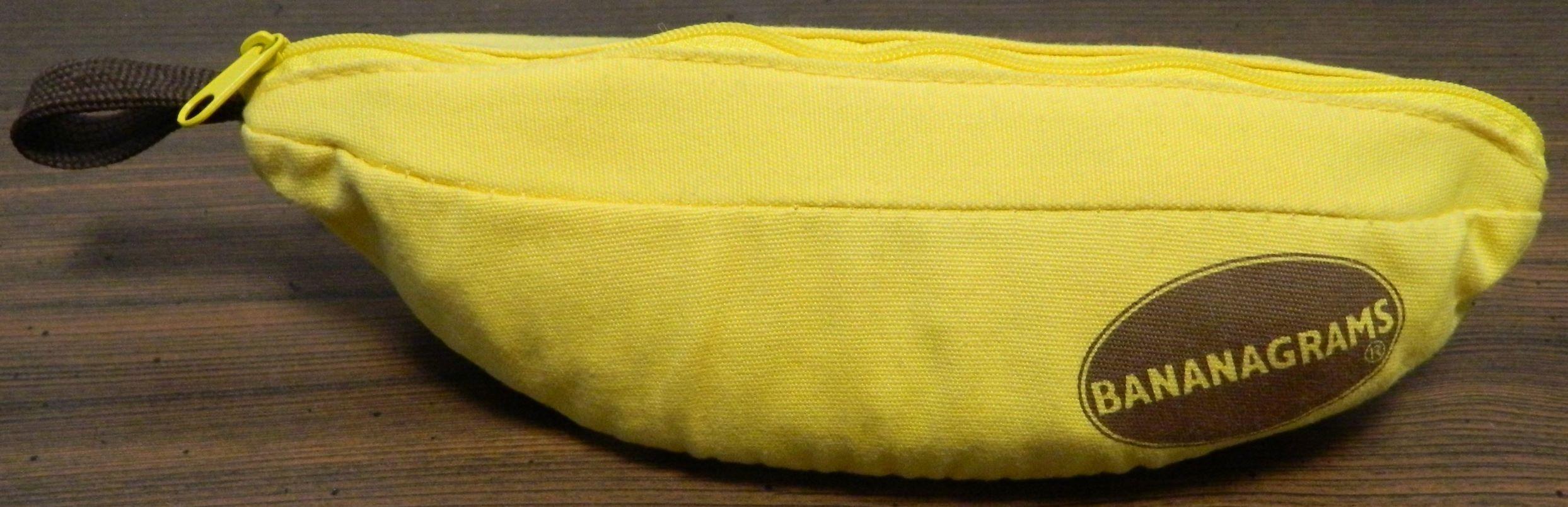 Packaging for Bananagrams