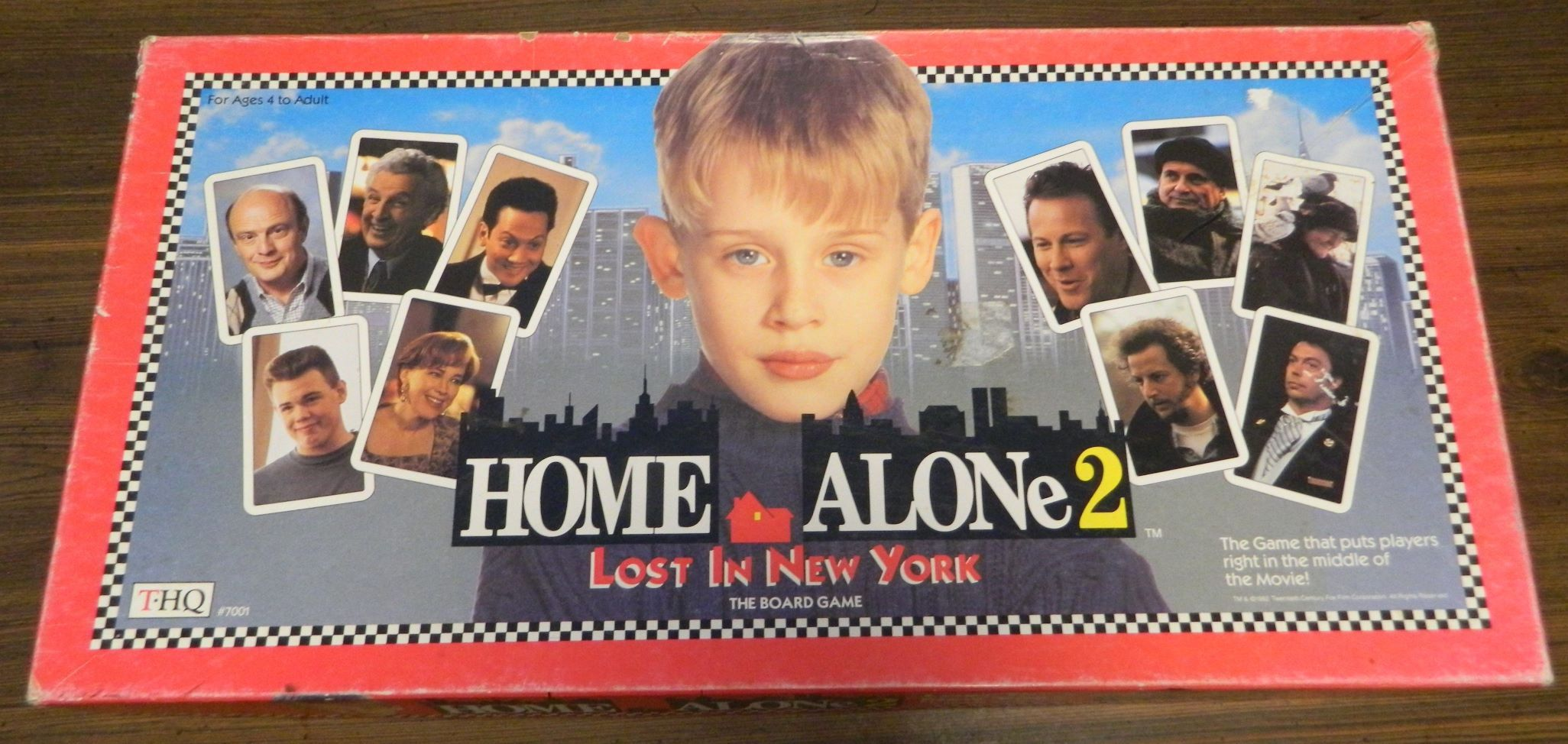 Box for Home Alone 2: Lost in New York