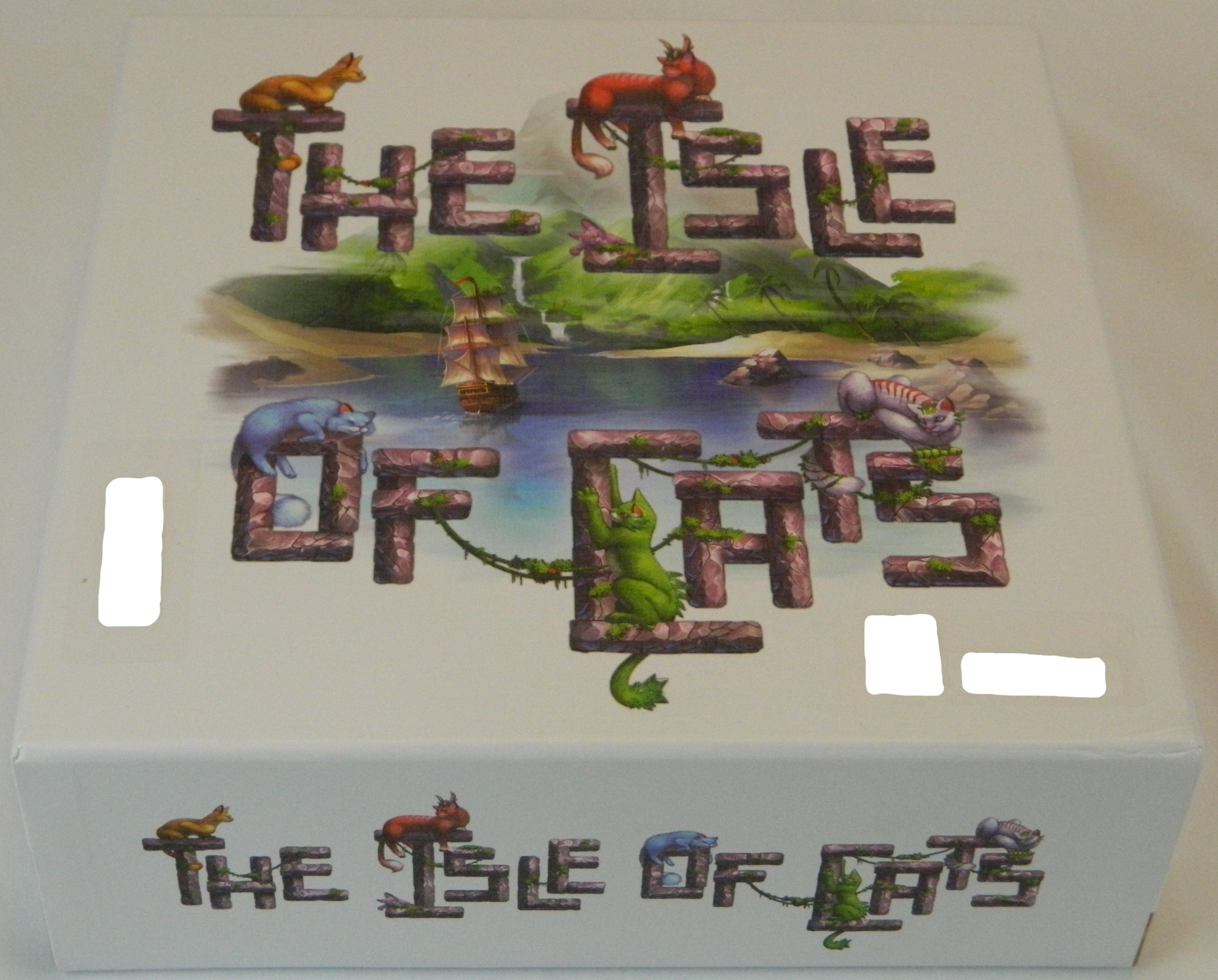 Box for Isle of Cats
