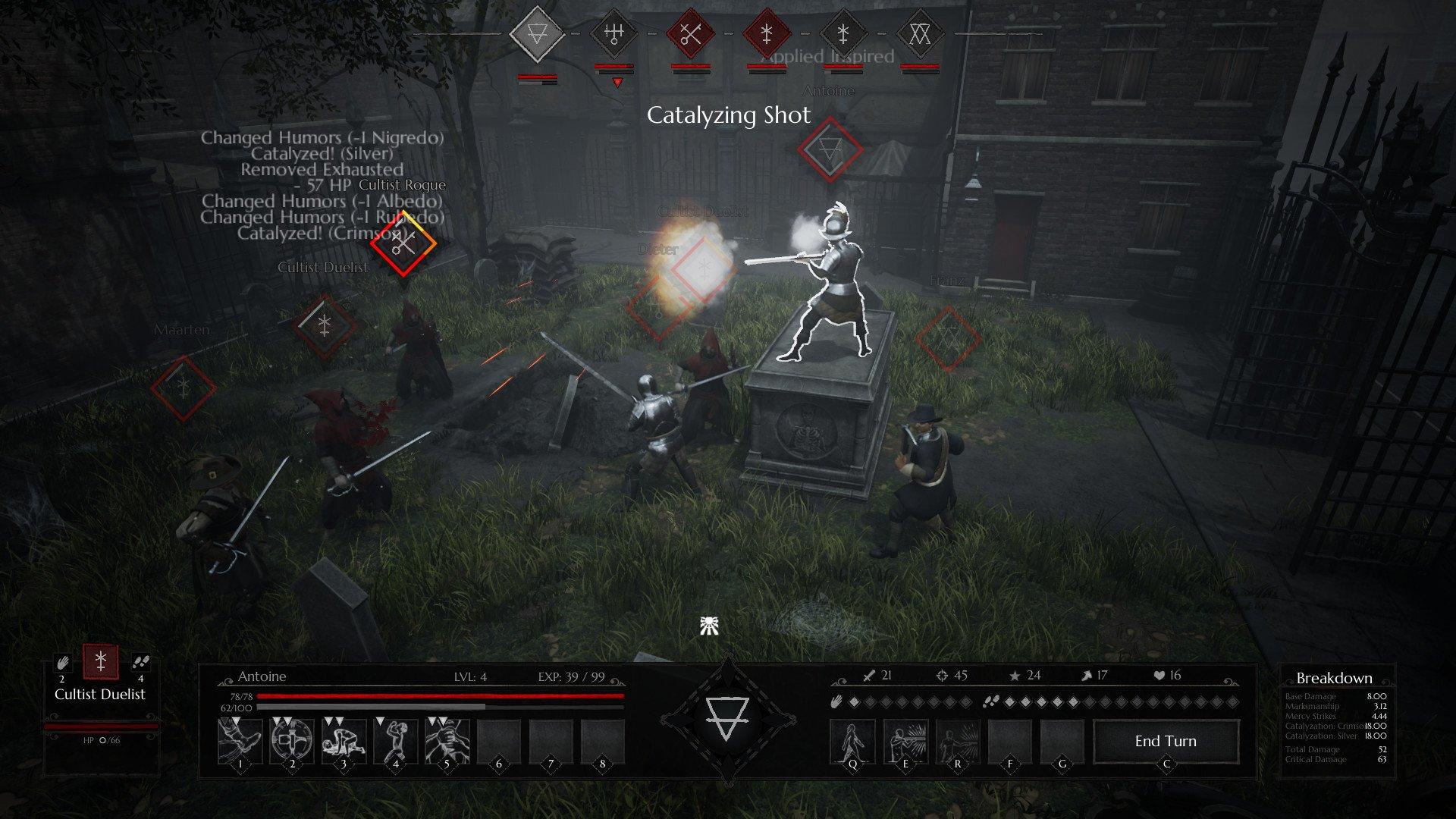 Black Legend Screenshot