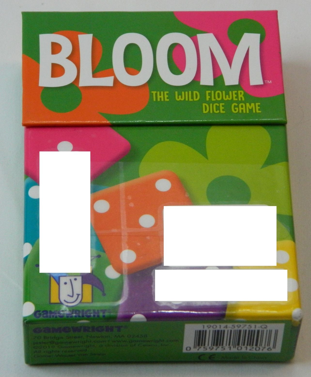 Box for Bloom