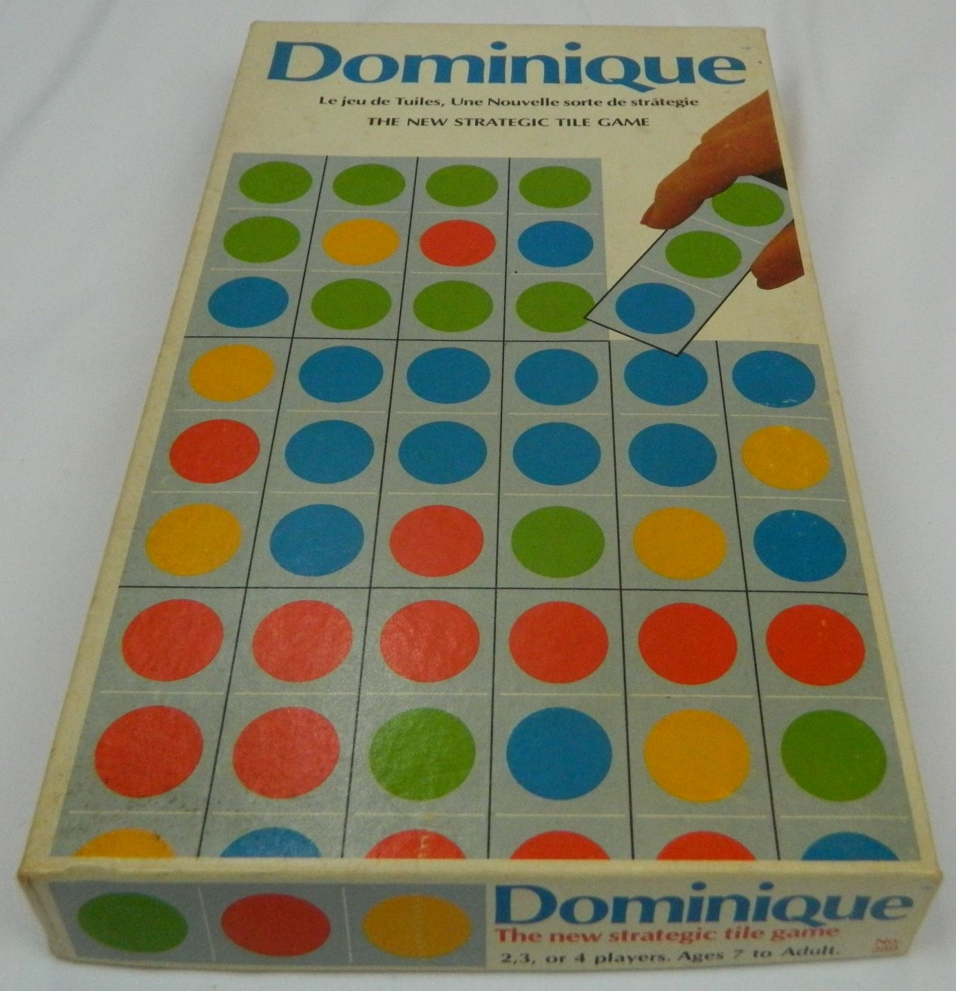 Box for Dominique