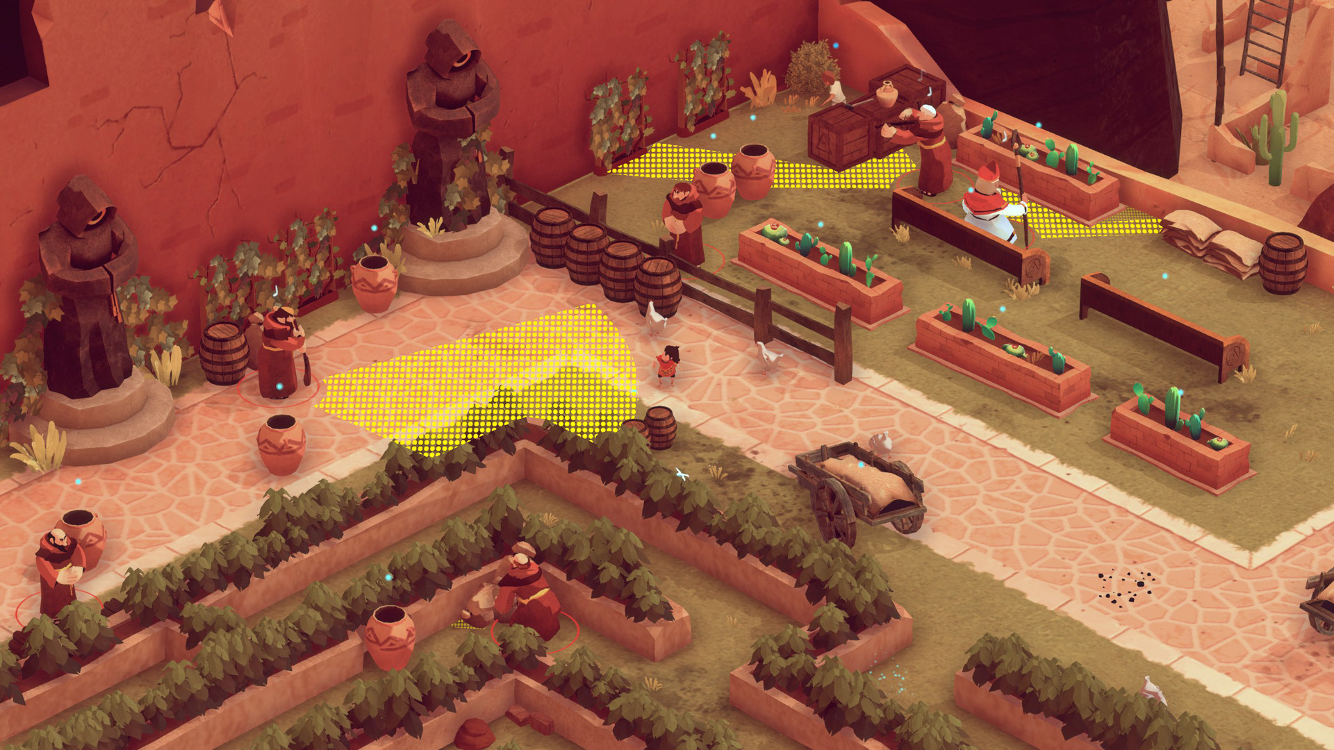 El Hijo - A Wild West Tale Screenshot