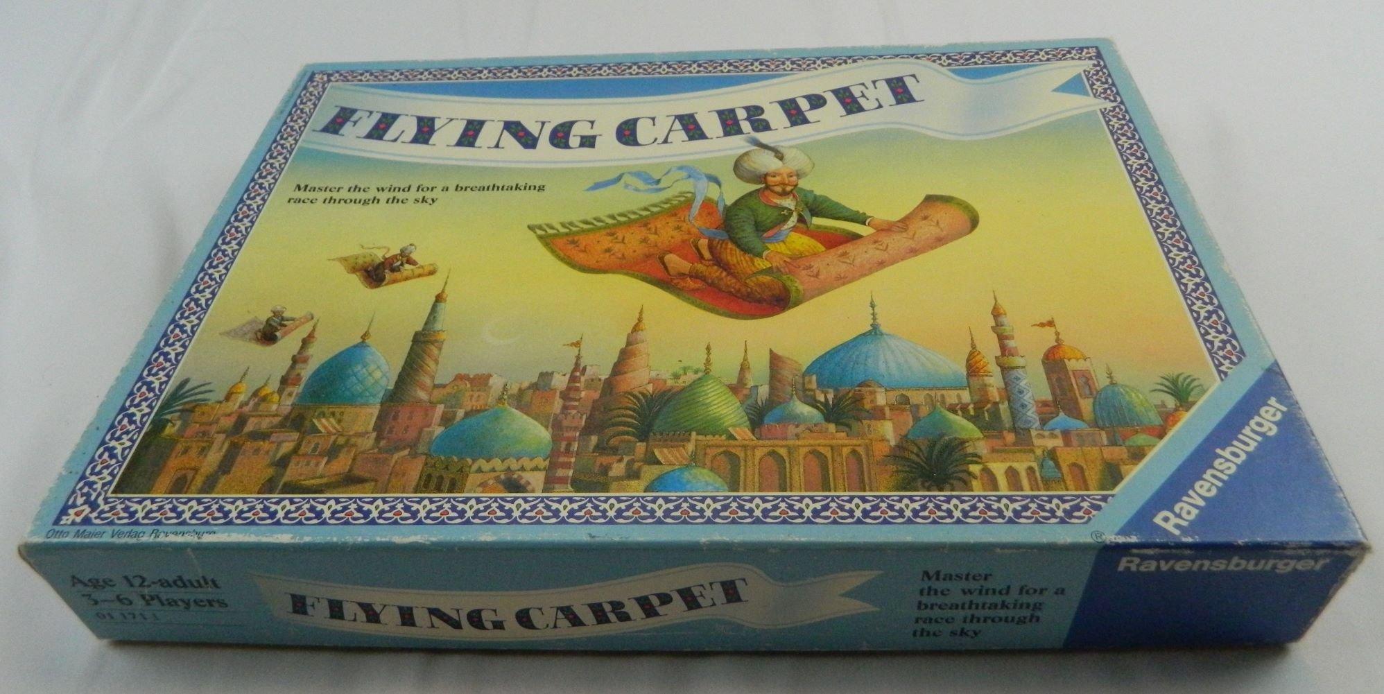 Box for Flying Carpet