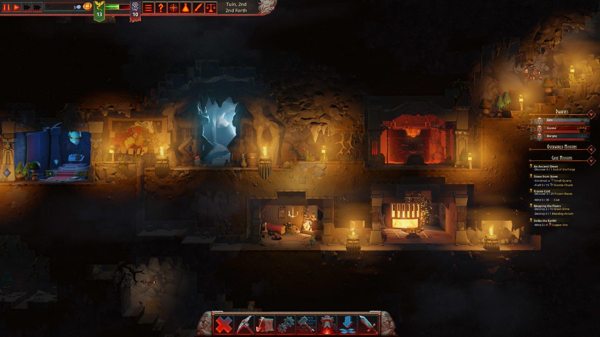 Hammerting Screenshot
