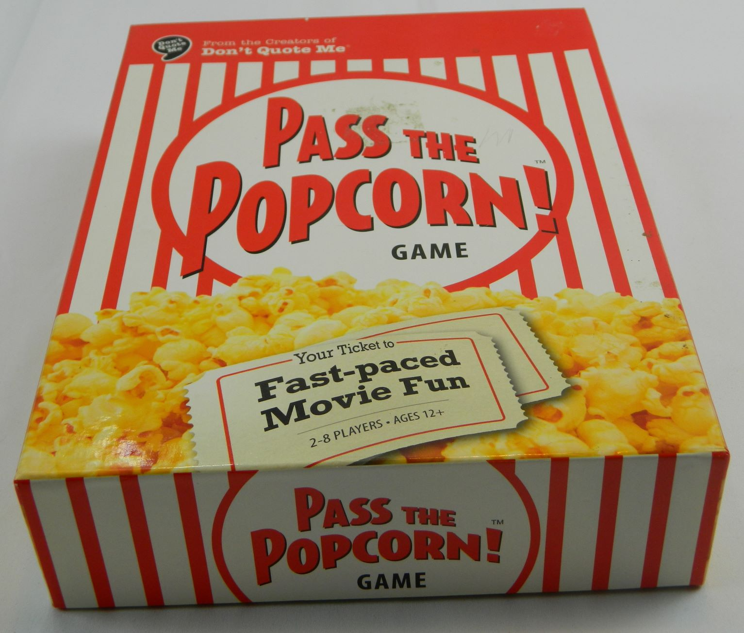 Box for Pass the Popcorn