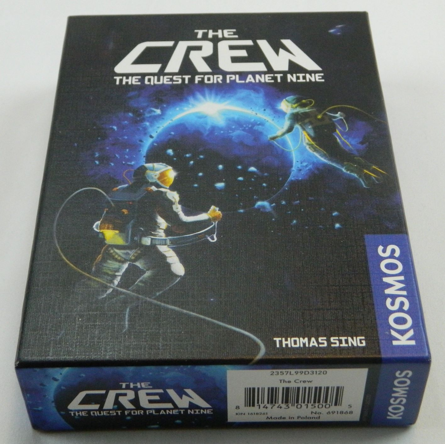 Box for The Crew Quest for Planet Nine