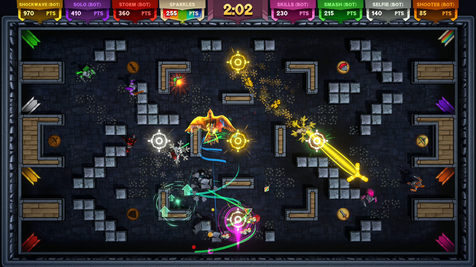 Knight Squad 2 Screenshot