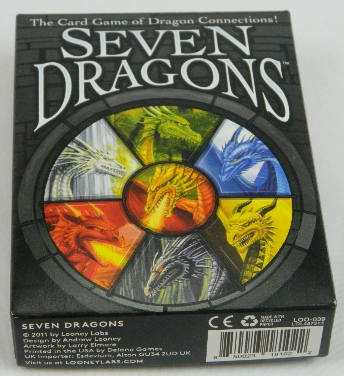 Box for Seven Dragons