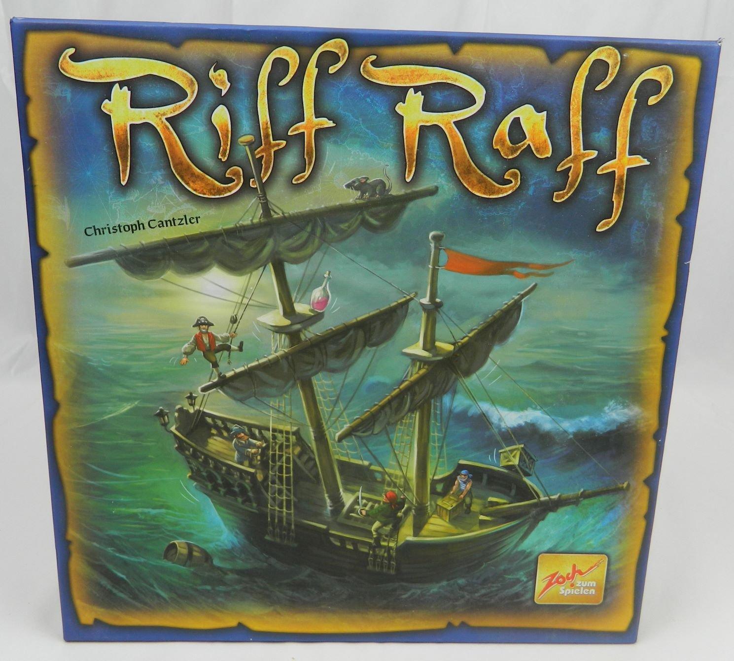 Box for Riff Raff