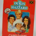 Box for Dukes of Hazzard Card Game