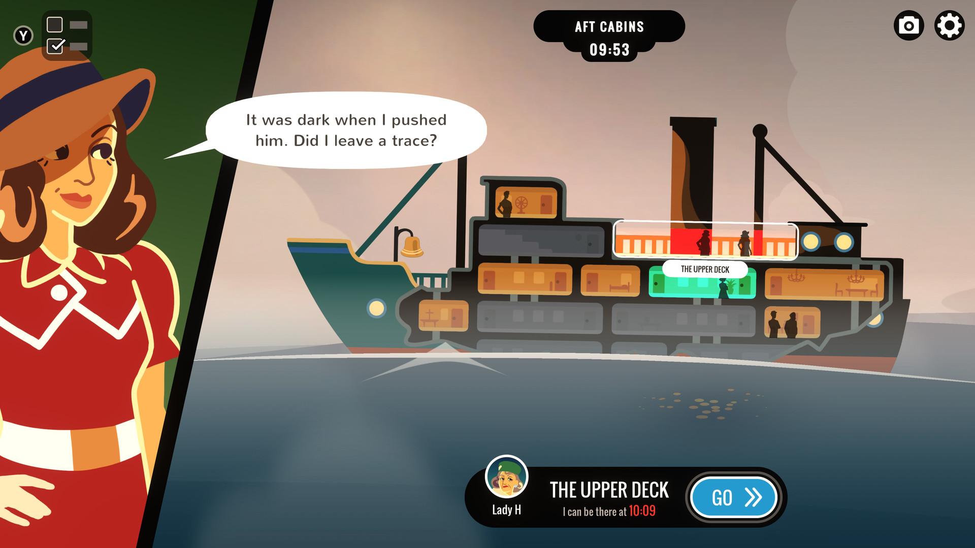 Overboard Screenshot