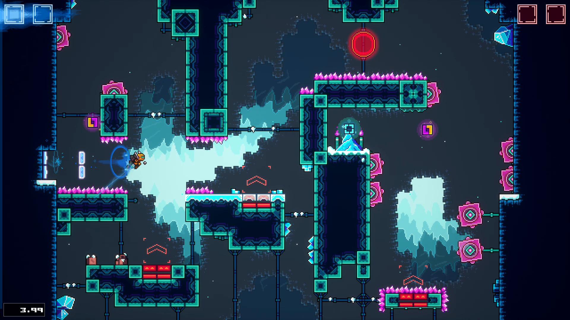 Super Magbot Screenshot
