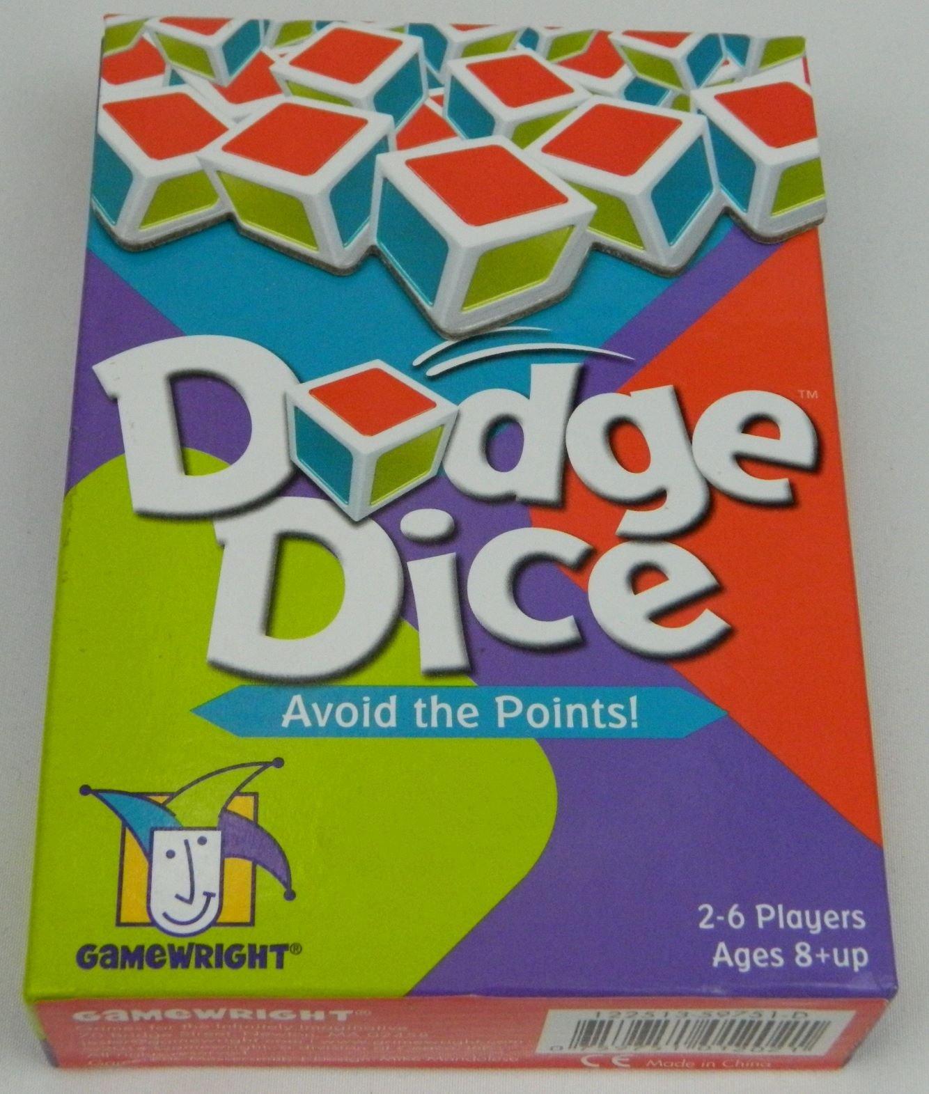Box for Dodge Dice