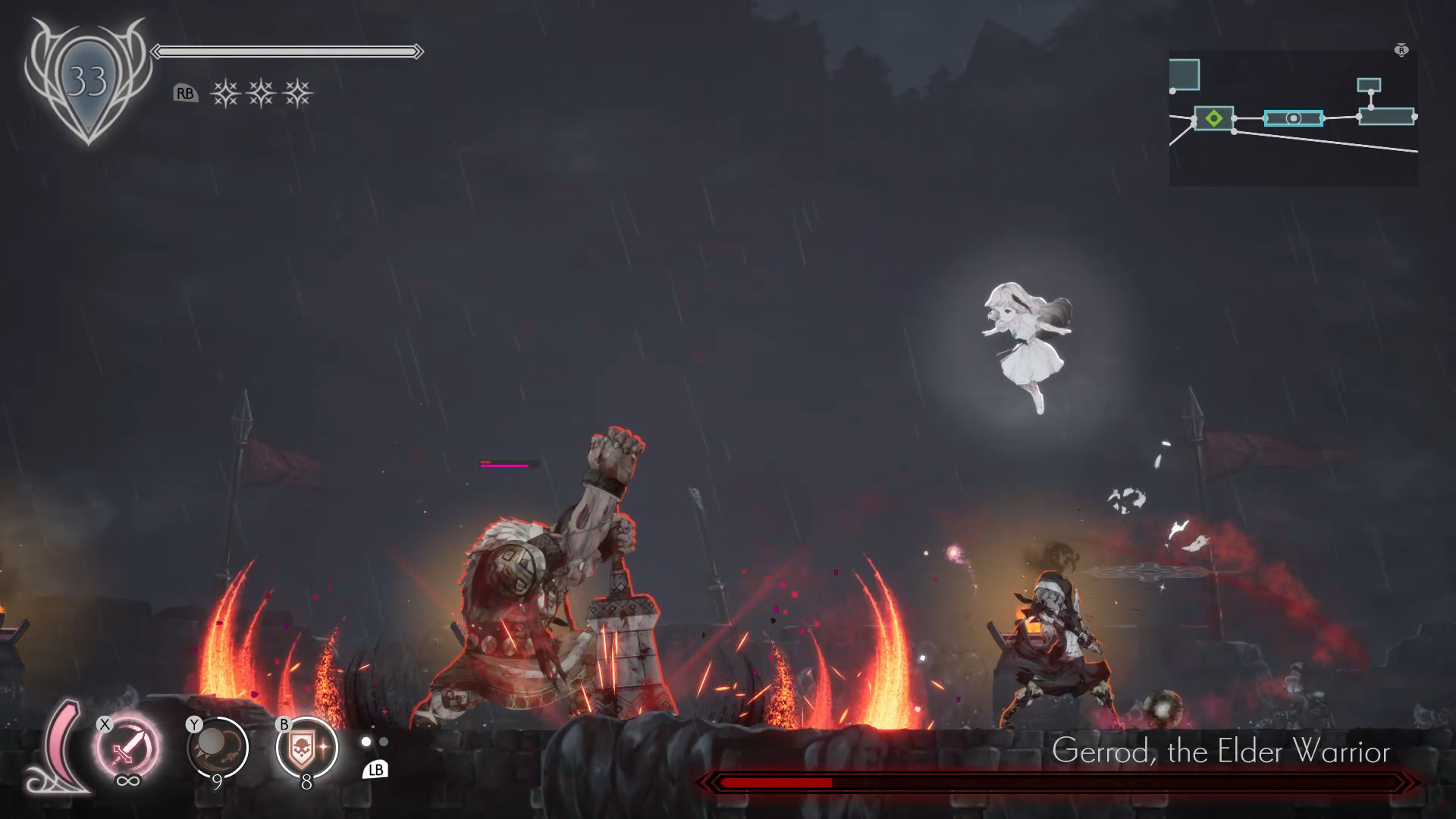 ENDER LILIES: Quietus of the Knights Screenshot
