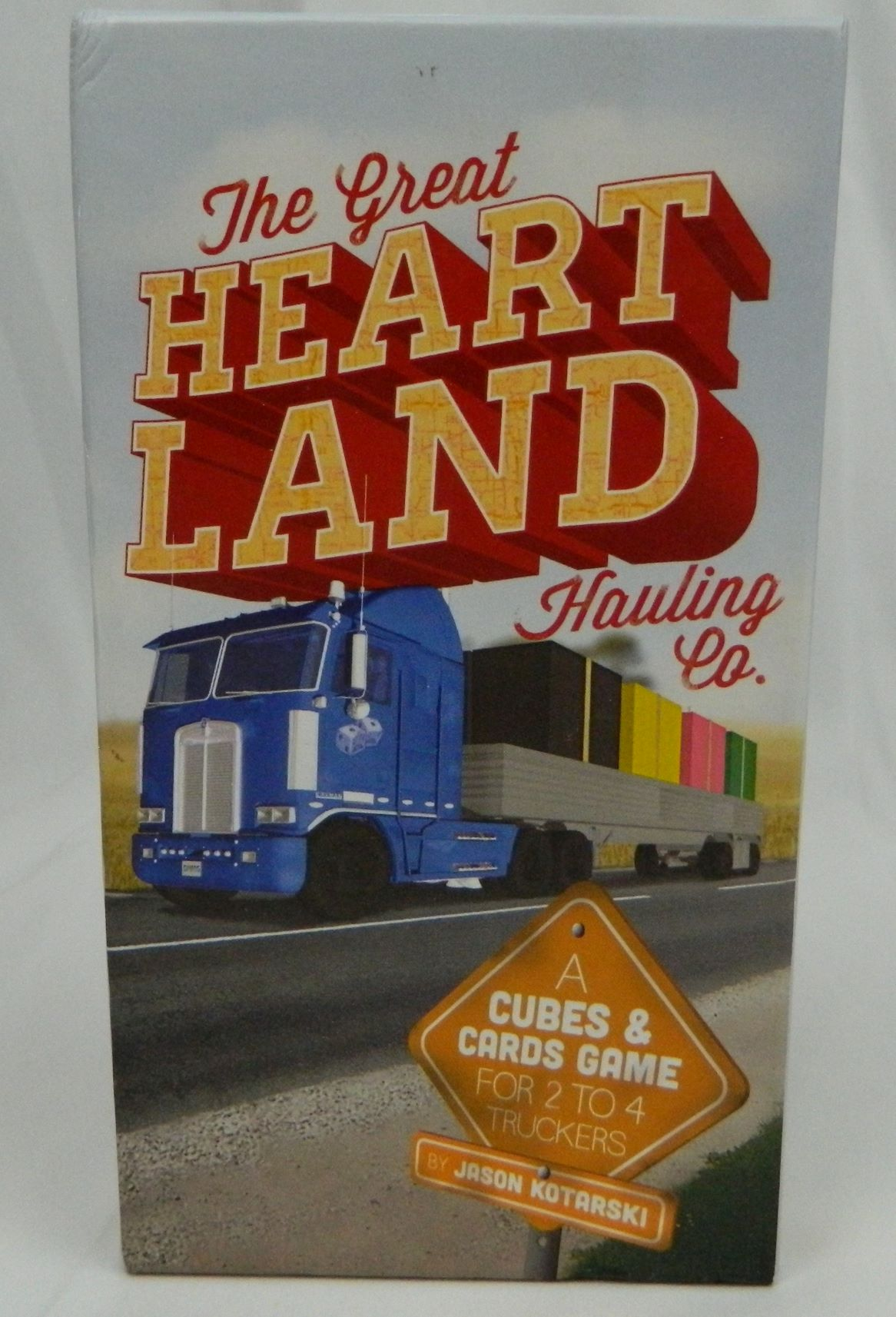 Box for the Great Heartland Hauling Co