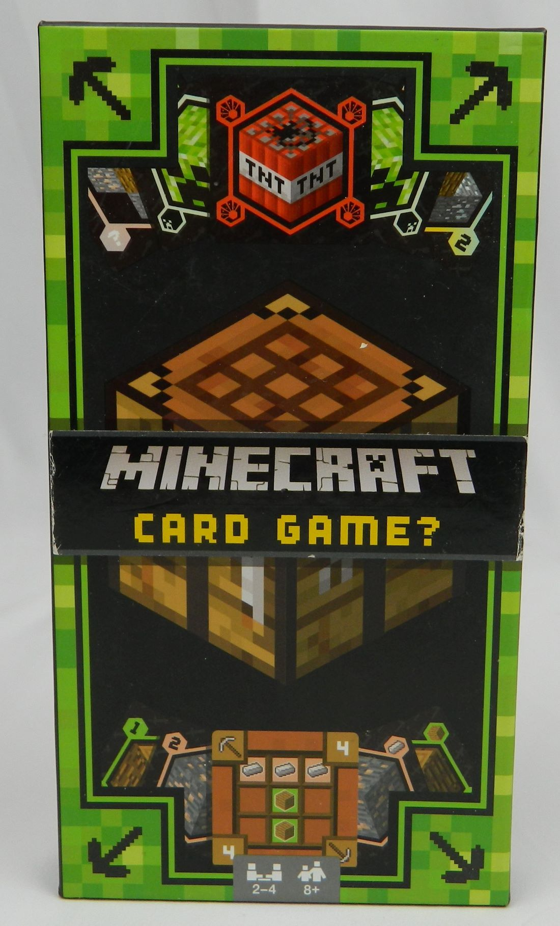 Minecraft Card Game Box