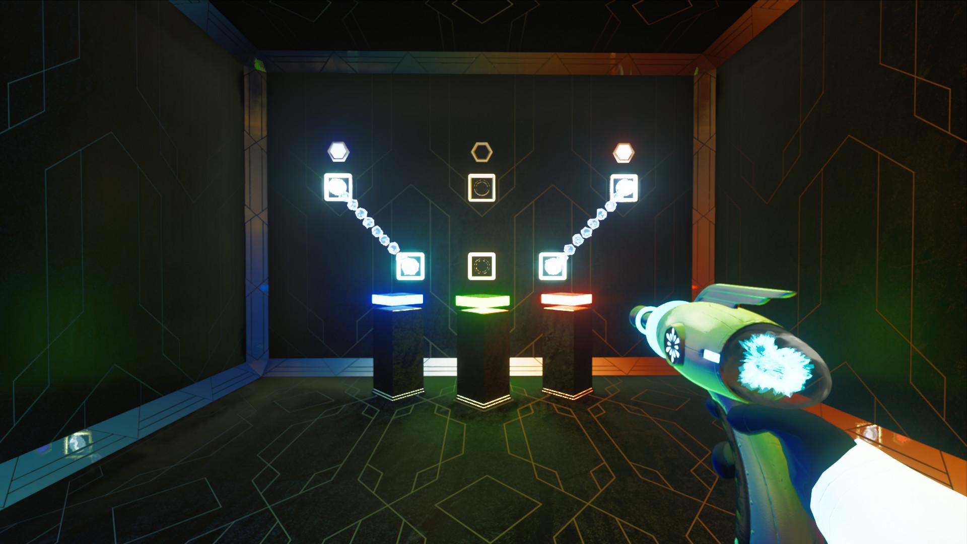 Faraday Protocol Screenshot