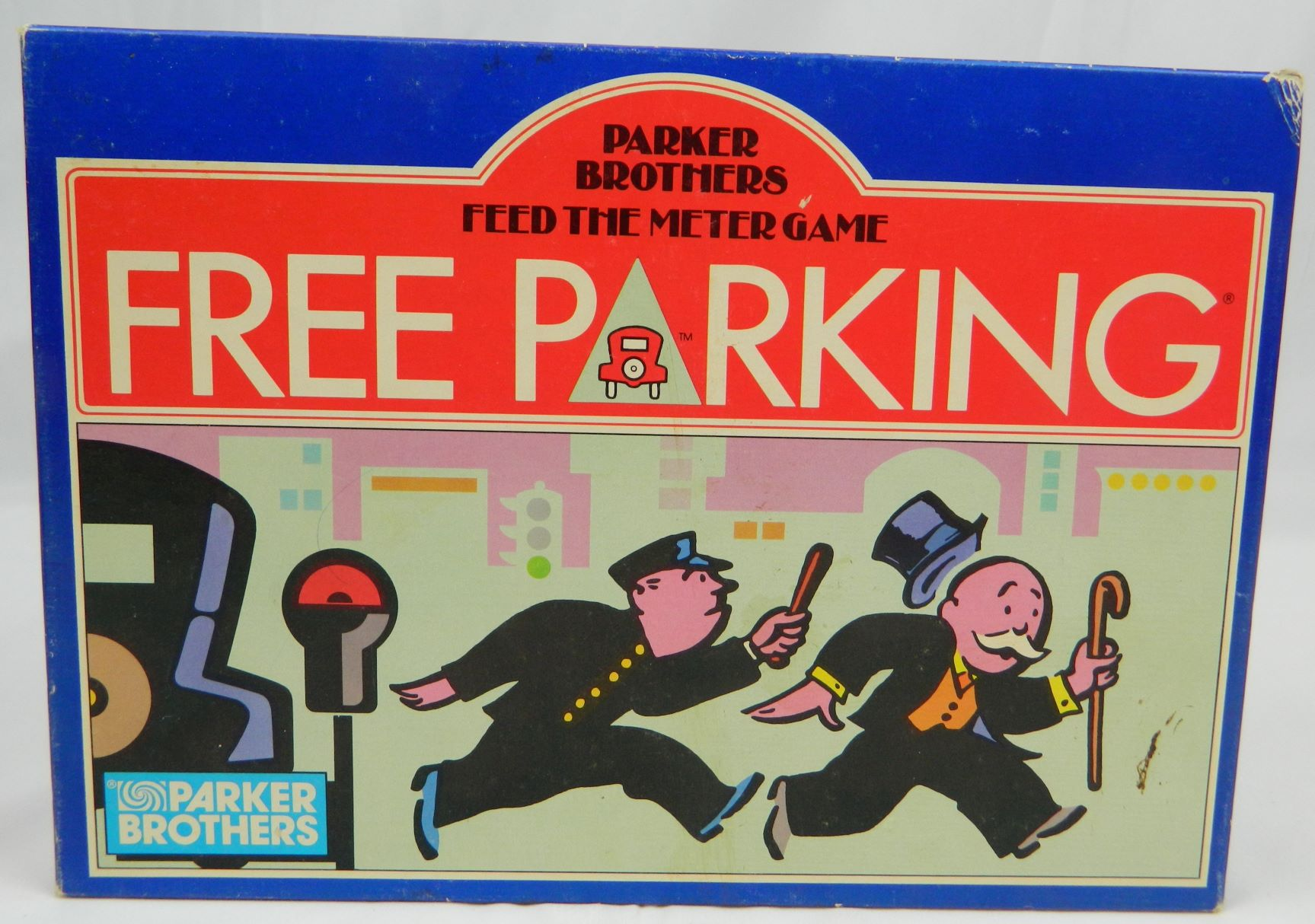 Box for Free Parking