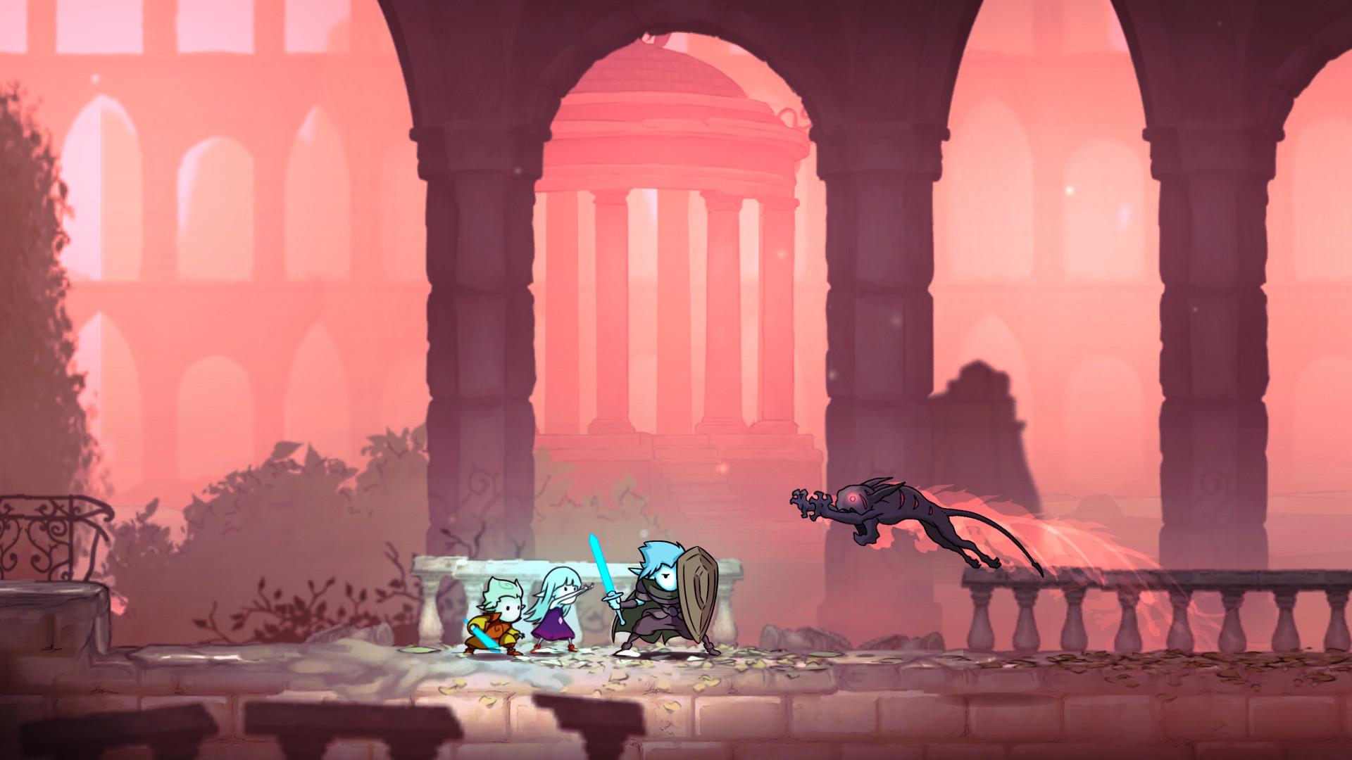 Greak: Memories of Azur Screenshot