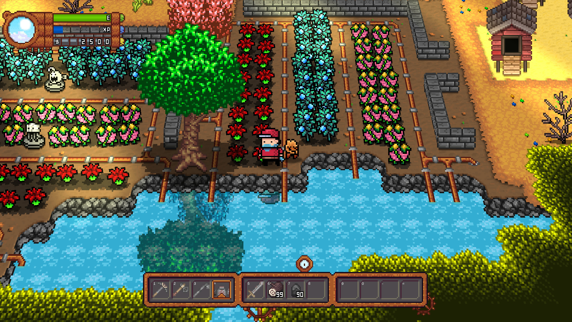 Screenshot for Monster Harvest