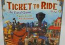 Box for Ticket to Ride Card Game