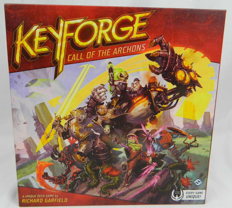 Box for Keyforge