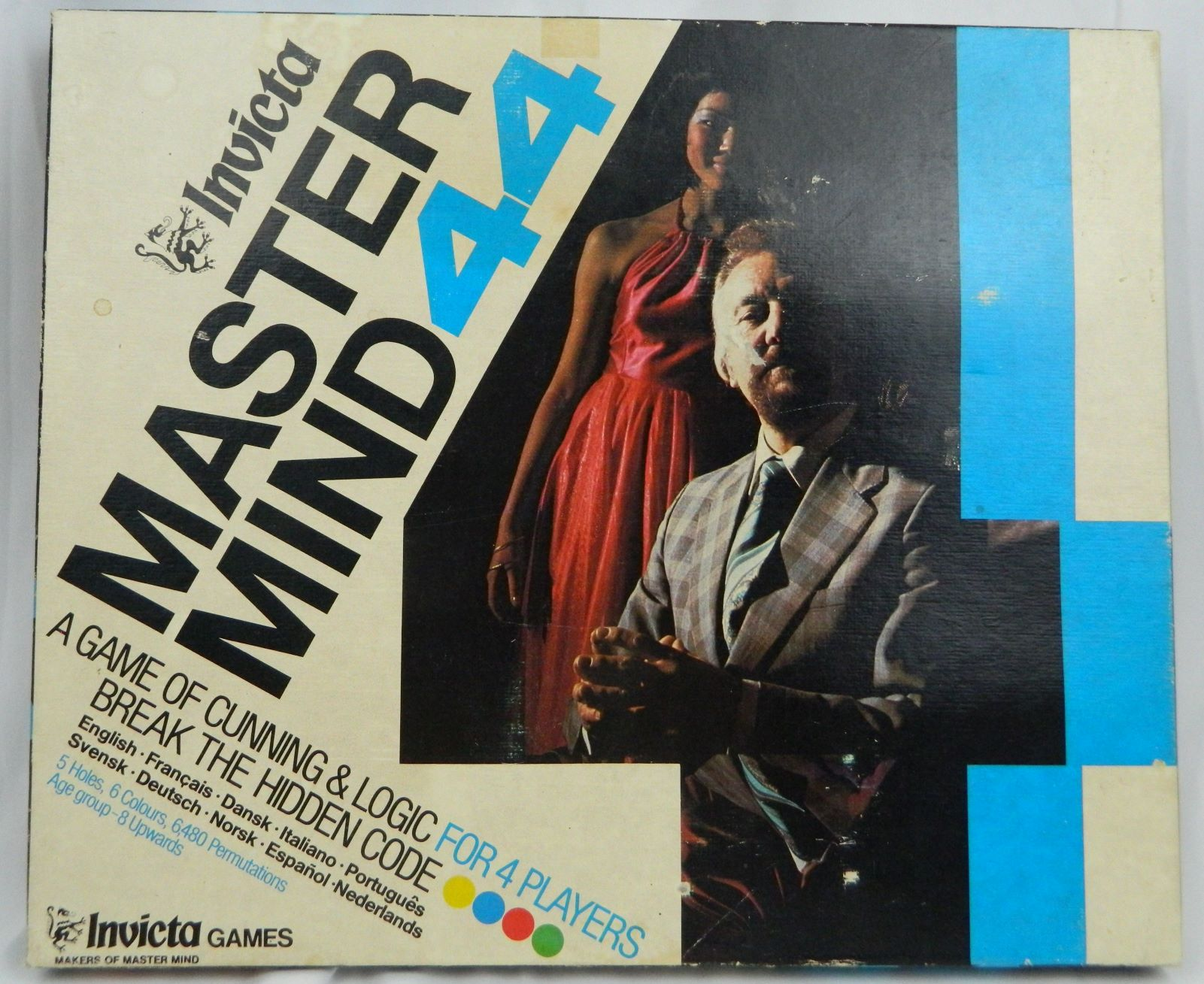 Box for Mastermind 44