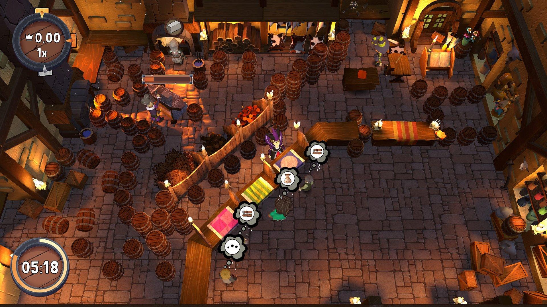 Merek's Market Screenshot