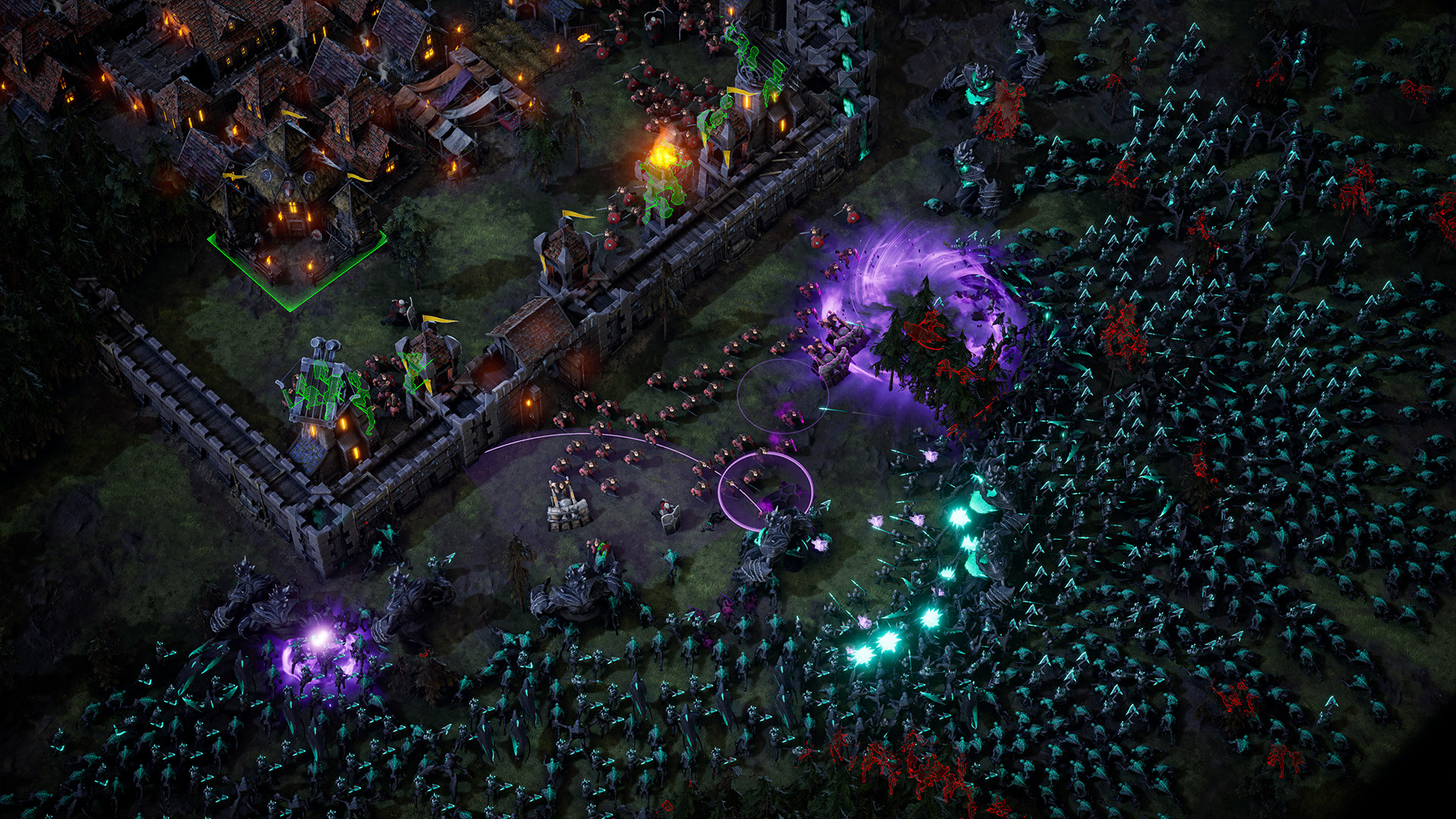 Age of Darkness: Last Stand Screenshot