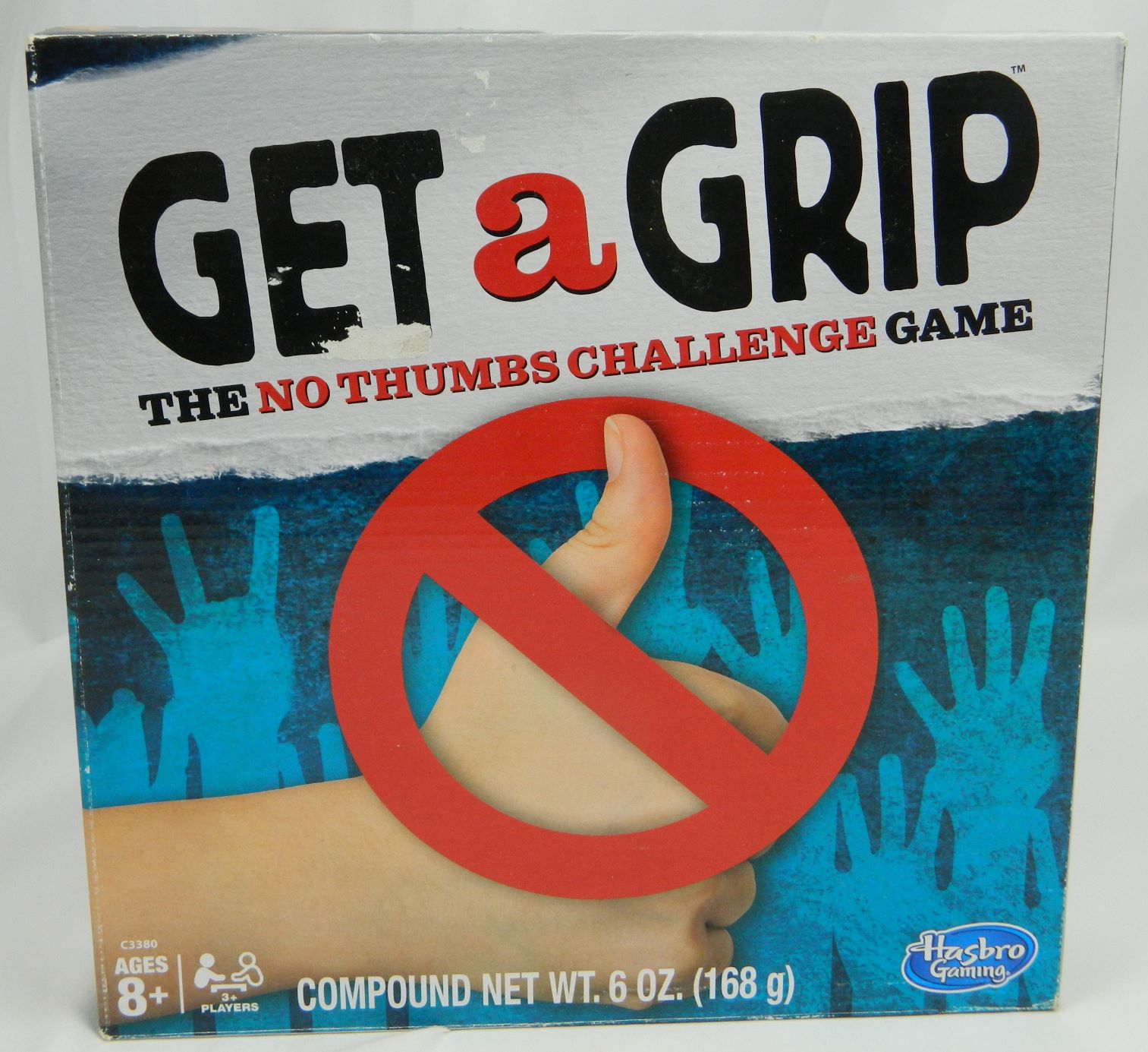 Box for Get A Grip