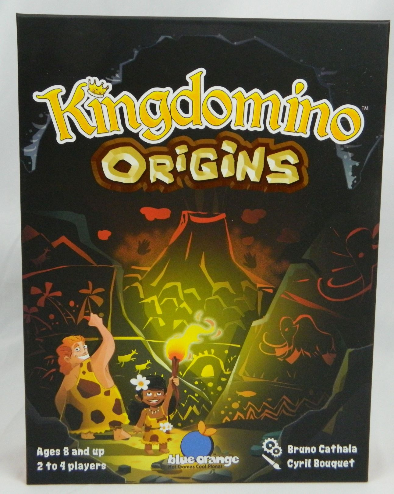 Box for Kingdomino Origins