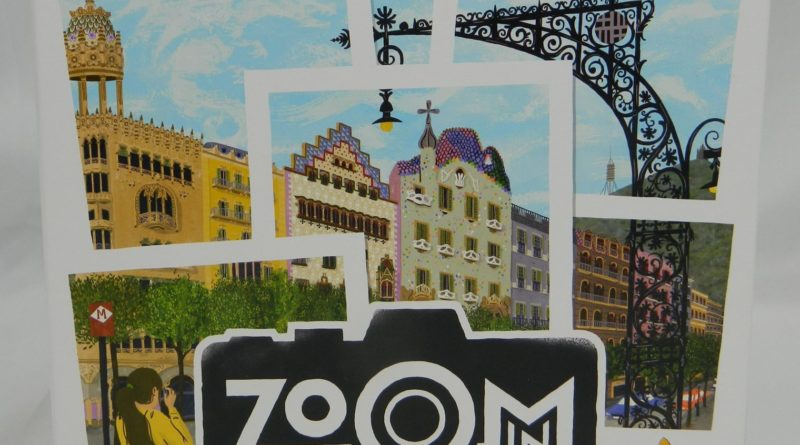 Box for Zoom in Barcelona